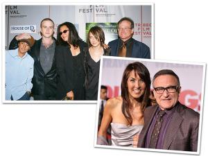 Viúva e filhos de Robin Williams chegam a acordo sobre herança do ator