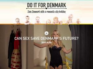 Campanha por mais bebês na Dinamarca dá o que falar. Entenda