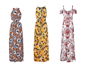 Alerta fashionista: vestidos longos estão com tudo nas vitrines do Iguatemi SP