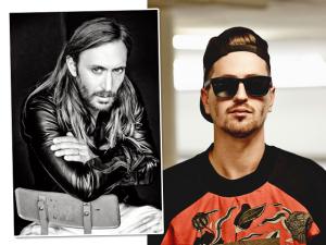 David Guetta vem para turnê no Brasil e traz o DJ Robin Schulz