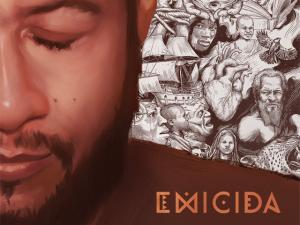 """O Database fez um remix """"cabuloso"""" da nova música do Emicida. Play!"""