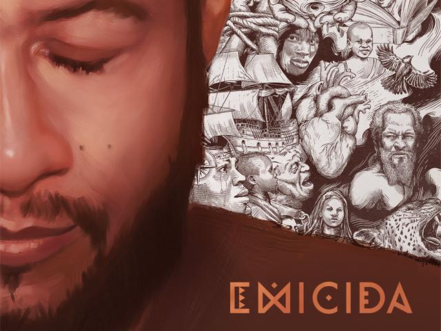 """A música """"Casa"""" faz parte do novo álbum de Emicida, """"Sobre Crianças, Quadris, Pesadelos e Lições de Casa..."""""""