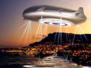 Empresa inglesa divulga protótipo de aeronave residencial. Uau!
