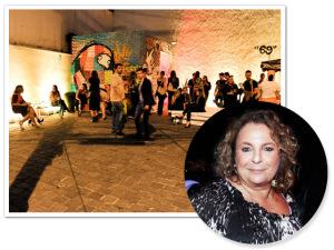 Lado B agita a Casa Glamurama durante a semana de moda paulistana