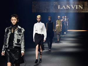 As escolhas de Glamurama do desfile da Lanvin em Paris, vem!