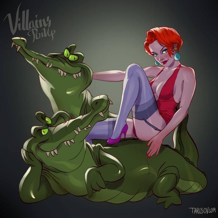 """Madame Medusa de """"Bernardo e Bianca"""""""