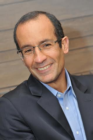 Marcelo Odebrecht, presidente da construtora que leva o sobrenome de sua família