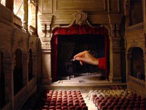 Museu francês recria cenas do cinema em miniatura. Voilá!