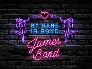 Site transforma frases famosas do cinema em neons. Vem ver!