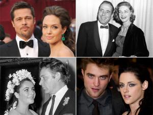 Beijo técnico? Relembre 10 casais que foram da ficção para a vida real