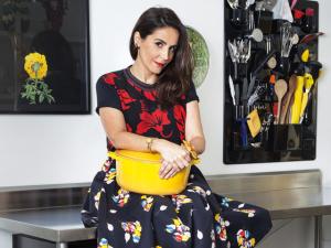 Do closet à cozinha: Isabella Giobbi mostra todas as suas facetas à J.P