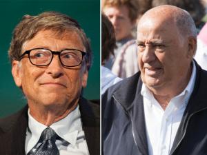 Dono da Zara rouba por minutos lugar de Bill Gates como o mais rico