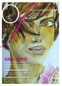 Observatório comemora lançamento de sua primeira revista na Livraria Cultura