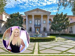 Britney Spears compra mansão de U$ 7.4 milhões. Espia só!