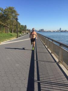 Conheça o treino que fez Felipe Veloso perder 10 quilos em 2 meses