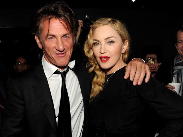 Madonna e Sean Penn juntos de novo?
