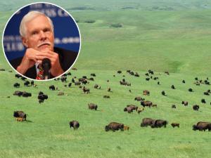 """Ted Turner vende rancho onde foi filmado """"Dança com Lobos"""""""