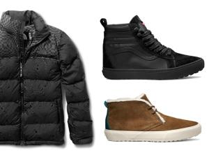 The North Face e Vans juntas em coleção cool de inverno