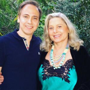 Vera Fischer vira cafetina de Nelson Rodrigues no Projac