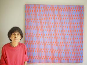 Artista Sachiko Koshikoku ganha exposição pelos seus 50 anos de Brasil
