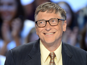 No aniversário de 60 anos de Bill Gates, sua vida em números