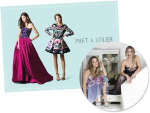 Novidade no mercado de aluguel de vestidos, Prêt à Louer inaugura em SP