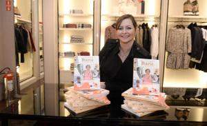 Burberry comemorou o fim de ano com noite de autógrafos do livro de Carla Pernambuco