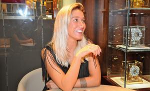 Gabriela Pugliesi lança coleção Tattoo para a Dryzun