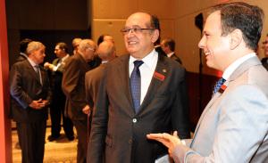 João Doria armou almoço-debate com  Gilmar Mendes. Vem ver!