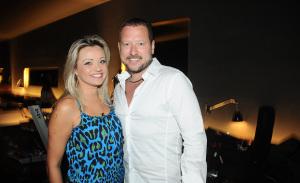 Miller e Glamurama juntos no Bar Numero com o cantor Zepa e a DJ Pietra Bertolazzi