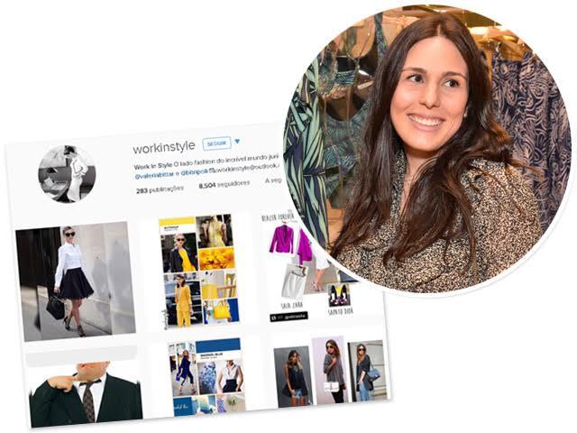 A advogada Bianca Tripoli comemora sucesso no Instagram