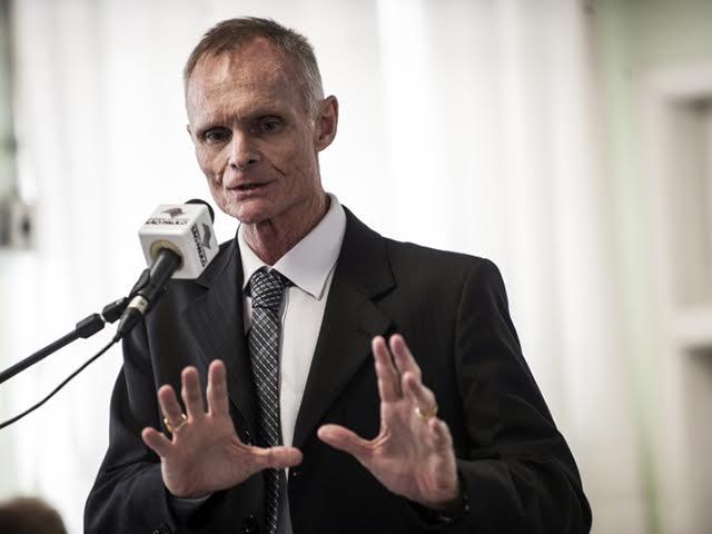 O secretário de Educação paulista, Herman Voorwald