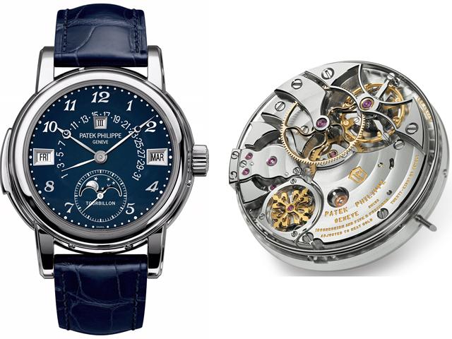 cd296f76d54 Relógio de pulso é leiloado pela maior valor da história  R  27
