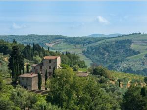 Villa na Toscana onde morou Michelangelo está à venda