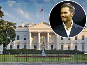 Tom Brady se candidatando a cargo político? Cola aqui!