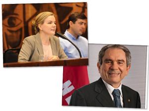 Senadora Gleisi Hoffmann deve substituir Delcídio Amaral em comissão