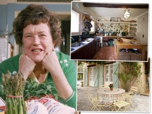 Na Provence, casa da chef que inspirou o filme Julie & Julia está à venda