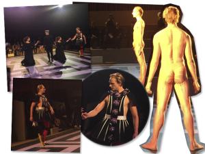 """Glamurama conferiu em NY o espetáculo-performance """"Fortuna Desperata"""""""