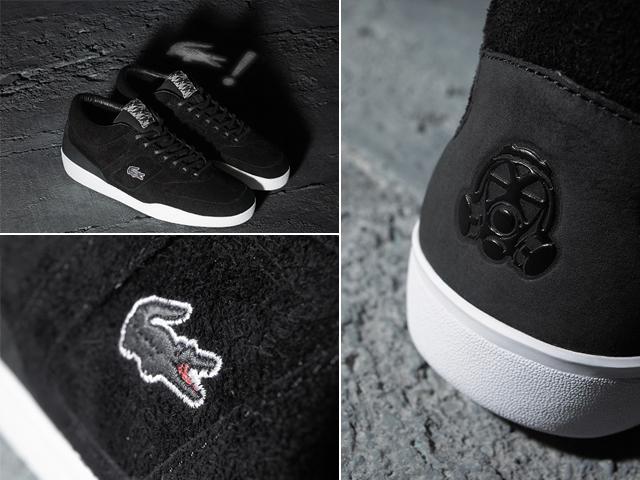 "Tipo ""dos sonhos"", o sneaker é parceria entre Footpatrol e Lacoste"