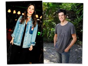 Thaila Ayala antecipa volta ao Brasil para ser par de Mateus Solano