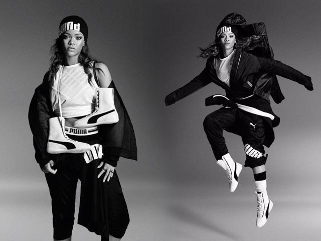 Rihanna, a garota propaganda do Eskiva