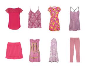 Dica da personal shopper do Iguatemi SP: muito pink neste verão!