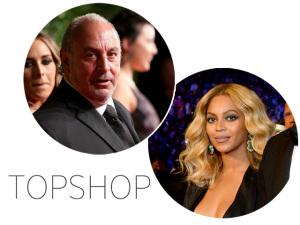 Beyoncé e dono da Topshop vão lançar marca de roupas em 2016