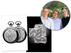Relógios de Audemars Piguet e Vacheron Constantin ganham prêmio em Genebra