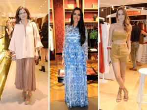 As mais bem-vestidas da semana que marcou a chegada do verão às lojas
