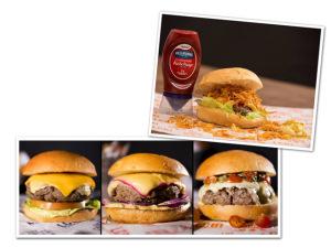 Barbearia Corleone e Luz, Câmera, Burger! celebram o SP Burger Fest
