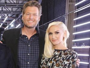 Confirmado! Gwen Stefani e Blake Shelton estão namorando