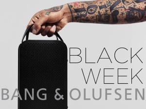 Bang and Olufsen do Cidade Jardim arma Black Week com megadescontos