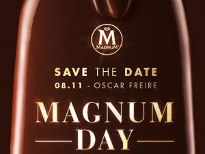 Magnum Day vai reunir moda, musica e muito sorvete nos Jardins