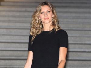 Gisele Bündchen aparece de biquíni e aumenta rumores de plástica